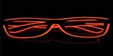 ledes party szemüveg