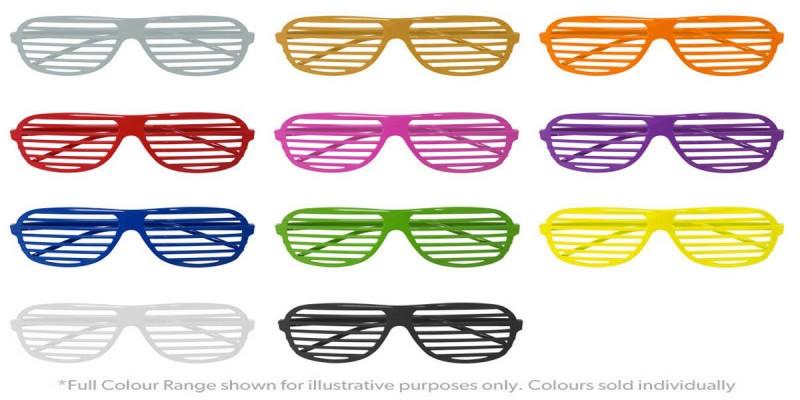 rácsos party szemüveg