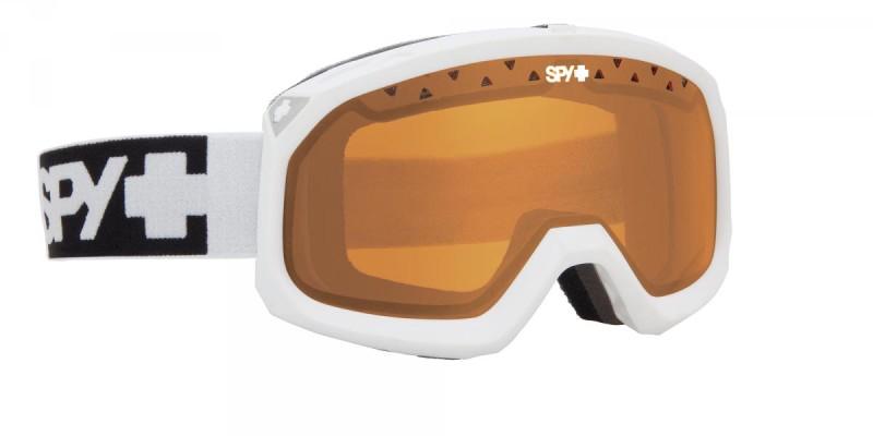 Férfi snowboard napszemüveg SPY 2014 SNOW TREVOR WHITE PERSIMMON