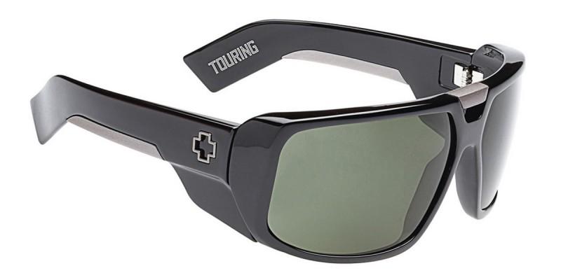férfi napszemüveg ; Spy touring black