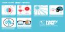napszemüveg; Happy Lens