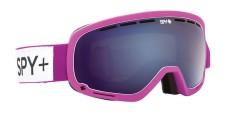 női snowboard szemüveg ; Spy marshall amethyst