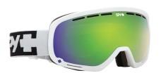 snowboard szemüveg ; spy marshall white
