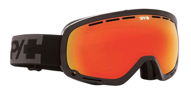 snowboard szemüveg ; spy marshall black