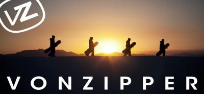 Vonzipper - Napszemüveg, snowboard és sí szemüveg logo