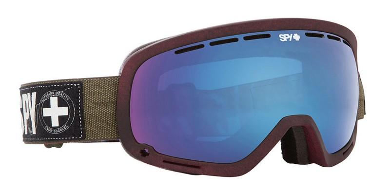 snowboard szemüveg ; spy marshall beach party