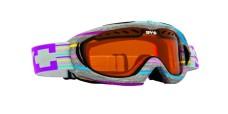 gyermek snowboard szemüveg ; Spy targamini candy coated